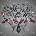 YAMAHA YZF R1 2007-2008 ABS Fairing Set, Free Shipping!
