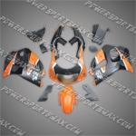 Suzuki GSX R600 1996-2000 ABS Fairing Set -- Handcraft