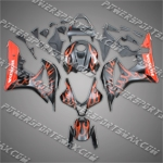 Honda CBR600RR (F5) 2007-2008 ABS Fairing Set, Free Shipping!