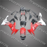 Kawasaki Ninja ZX10R 2008-2009 ABS Fairing Set