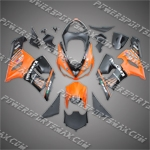 Kawasaki Ninja ZX6R 2005-2006 ABS Fairing Set