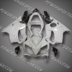 Honda CBR600 F4i 2001 2002 2003 Bodywork ABS Fairing Set -- Unpainted