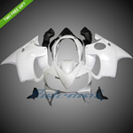 Honda CBR600 F4i 2004 2005 2006 2007 ABS Bodywork Fairing Set -- Unpainted