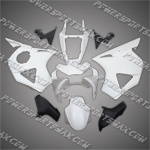 Honda CBR954RR 2002-2003 ABS Fairing Set -- Unpainted, Free Shipping!