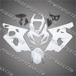 Suzuki GSX-R600/750 2004-2005 ABS Fairing Set -- Unpainted, Free Shipping!