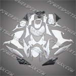 Suzuki GSX-R600/750 2006-2007 ABS Fairing Set -- Unpainted