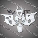 Suzuki GSX-R1000 2003-2004 ABS Fairing Set -- Unpainted, Free Shipping!