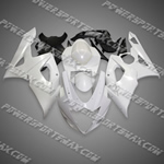 Suzuki GSX-R1000 2005-2006 ABS Fairing Set Injection Mold -- Unpainted