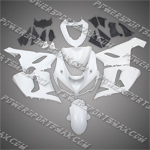 Kawasaki Ninja ZX6R 2005-2006 ABS Fairing Set -- Unpainted