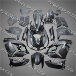 Kawasaki Ninja ZX14R 2006-2007 ABS Fairing Set -- Unpainted