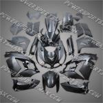 Kawasaki Ninja ZX14R 2006-2007 ABS Fairing Set -- Unpainted