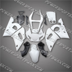 Yamaha YZF R6 1998-2002 ABS Fairing Set -- Unpainted
