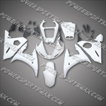 Yamaha YZF R6 2003-2004 ABS Fairing Set -- Unpainted