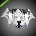 Yamaha YZF R6 2006-2007 ABS Fairing Set -- Unpainted