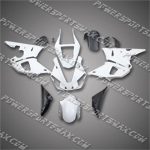 Yamaha YZF R1 2000-2001 ABS Fairing Set -- Unpainted, Free Shipping!