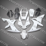 Yamaha YZF R1 2002-2003 ABS Fairing Set -- Unpainted, Free Shipping!