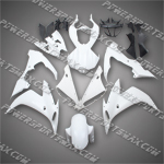 Yamaha YZF R1 2004-2006 ABS Fairing Set -- Unpainted, Free Shipping!