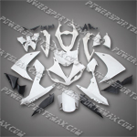Yamaha YZF R1 2007-2008 ABS Fairing Set -- Unpainted, Free Shipping!