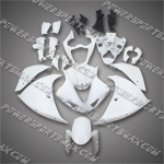 Yamaha YZF R1 2009-2010 ABS Fairing Set -- Unpainted