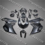 DUCATI 848/1098/1198 2007-2009 ABS Fairing Set -- Unpainted, Free Shipping!