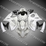 Suzuki GSX-R1000 2009-2012 ABS Fairing Set Kit -- Unpainted