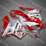 Fairing For Honda 2005 2006 CBR 600 RR F5 Plastics Set Injection Molding, Free Shipping!