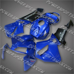 Fairing For 2005 2006 Honda F5 CBR 600 RR Plastics Set Injection Molding, Free Shipping!