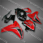 Fairing For Honda 2008 2009 CBR 1000 RR Plastics Set Injection Molding Body Work, Free Shipping!