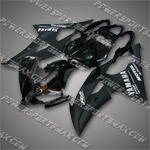 Fairing For YAMAHA 2008 2009 2010 YZF R6 Plastics Set Body Work Injection Mold, Free Shipping!