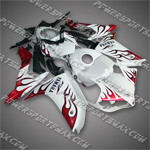 Fairing For YAMAHA 2007 2008 YZF R1 Plastics Set Body Work Injection Mold, Free Shipping!