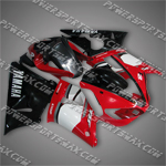 Fairing For YAMAHA 2000 2001 YZF R1 Plastics Set Body Work Injection Mold, Free Shipping!