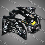 Fairing For 2000 2001 YAMAHA YZF R1 Plastics Set Body Work Injection Mold, Free Shipping!