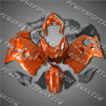 Suzuki Hayabusa GSX1300R 99 07 Flames Fairing ZZ493, Free Shipping!