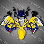 Suzuki Hayabusa GSX1300R 99-07 Corona Fairing 36Z01, Free Shipping!