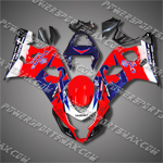 Suzuki GSX-R600 04 05 K4 Corona Red Fairing, Free Shipping!