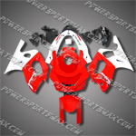 Yamaha YZF600R Thundercat 97-07 Red Fairing 60M31-Handcraft, Free Shipping!