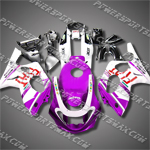 Yamaha YZF600R Thundercat 97-07 Purple Fairing 6026-Handcraft, Free Shipping!
