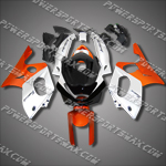 Yamaha YZF600R Thundercat 97-07 Orange Fairing 6032-Handcraft, Free Shipping!
