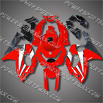 Yamaha YZF600R Thundercat 97-07 Red Fairing 60M21-Handcraft, Free Shipping!