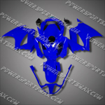 Honda VFR800 Interceptor 02-07 Blue Fairing 82N28-Handcraft, Free Shipping!