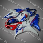 Fairing For Honda 2006 2007 CBR 1000 RR Injection Mold Plastics Set Body Work, Free Shipping!