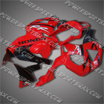 Fairing For Honda 2002 2003 CBR 954 RR Plastics Set Injection Molding Body Work, Free Shipping!