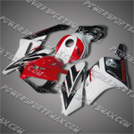 Fairing For Honda 2004 2005 CBR 1000 RR Plastics Set Injection mold Body Work bg, Free Shipping!