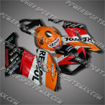 Fairing For Honda 2004 2005 CBR 1000 RR Plastics Set Injection mold Body Work A9, Free Shipping!