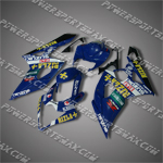 Fairing For 2005 2006 Suzuki GSX-R GSXR 1000 K5 Plastics Set Injection Mold