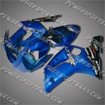 Fairing For Kawasaki 2003 2004 ZX 6R 03 04 636 Injection Molding Plastics Set AF, Free Shipping!