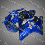 Fairing For Kawasaki 2003 2004 ZX 6R 03 04 636 Injection Molding Plastics Set XZ, Free Shipping!