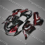 Fairing For Kawasaki 2005 2006 ZX-6R ZX6R 636 Plastics Set Injection Molding