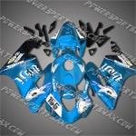 Honda CBR1000RR 04 05 155# Blue Fairing, Free Shipping!