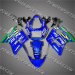 Honda CBR1100XX Blackbird Movistar Fairing 11N22, Free Shipping!